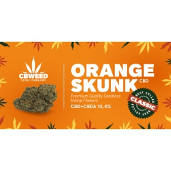 Susz Konopny CBWEED Orange Skunk  CBD - 2g